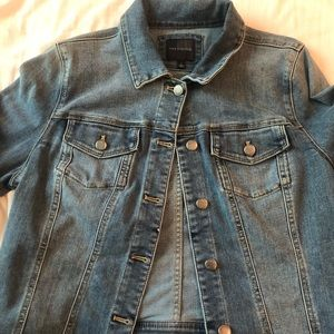 The Limited Jean Jacket